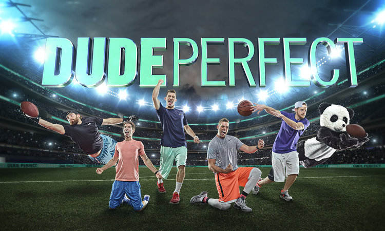 No. 6: Dude Perfect — 26.5 million subscribers