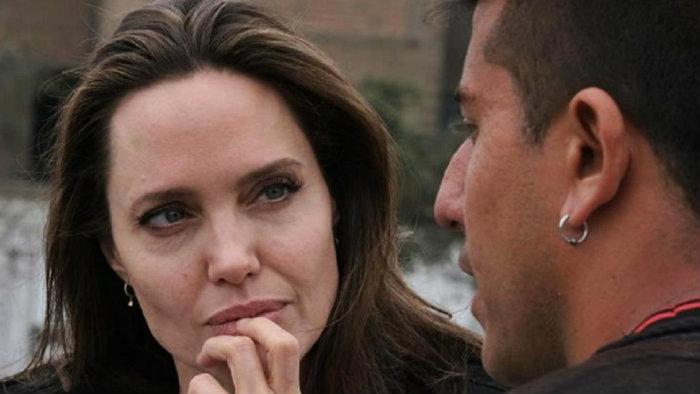 Los memes de Angelina Jolie con venezolanos en Perú es lo de hoy