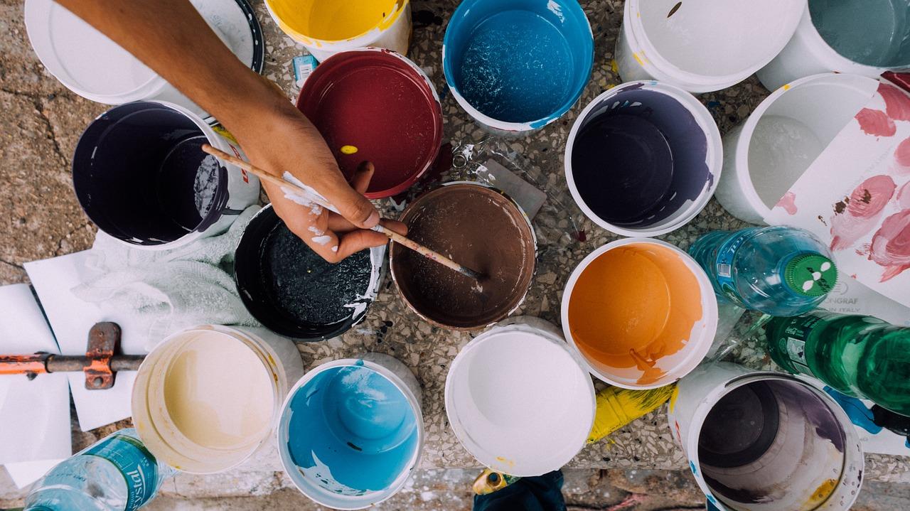 Consejos antes de pintar elegir colores