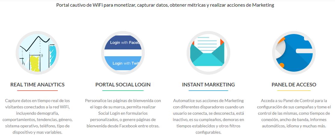 WiFi publicitario Lobo Global Media