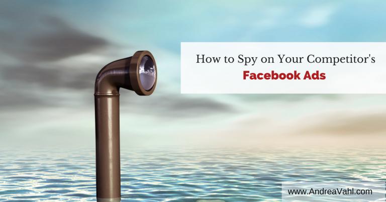espia en facebook ads