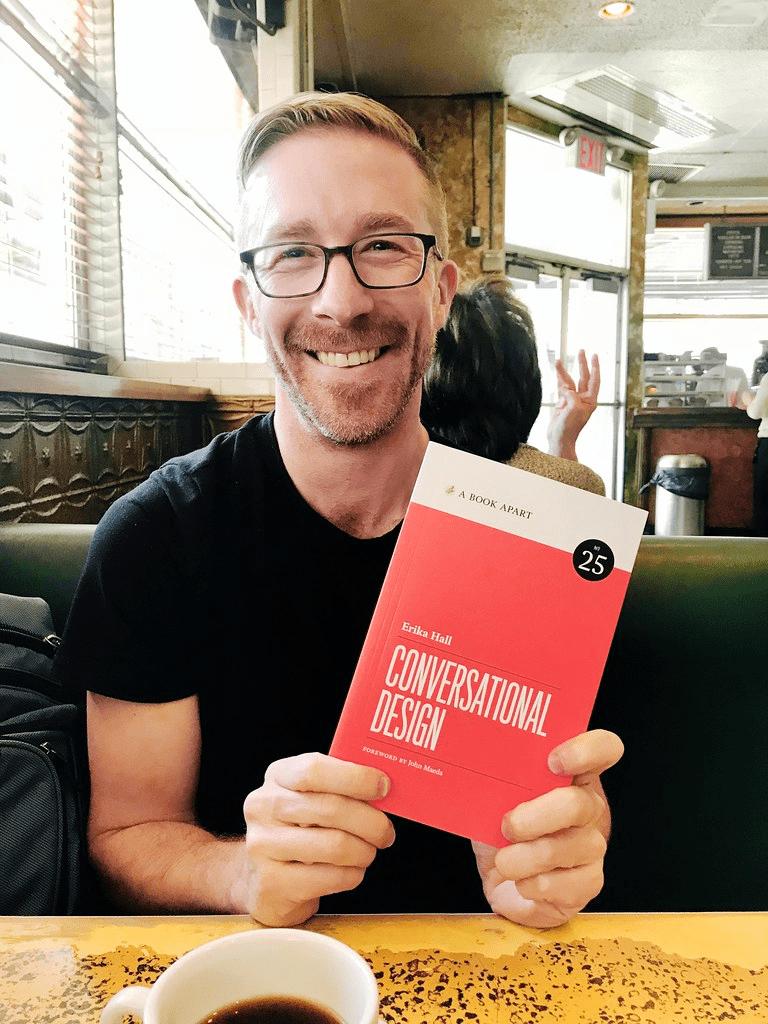 chris messina conversational design book