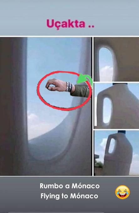 can yaman flying to monaco