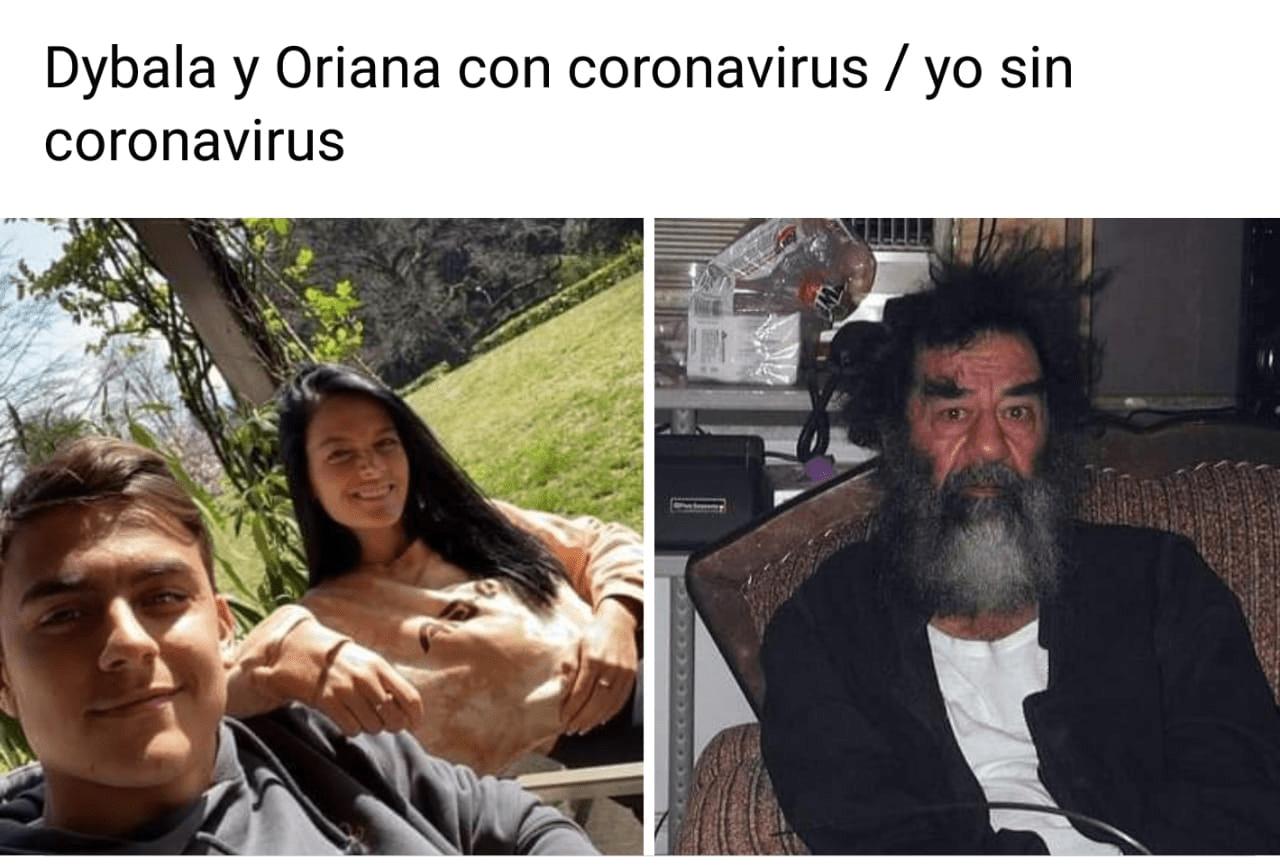 oriana sabatini - coronavirus