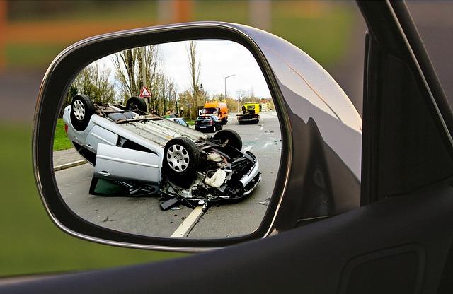 Cómo actuar si sufrimos un accidente de tráfico.