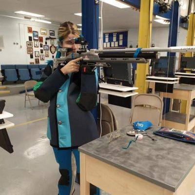 Marina González, la tiradora de carabinas española que está arrasando en Alaska