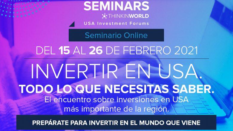 ¿Quieres aprender cómo invertir en Estados Unidos?